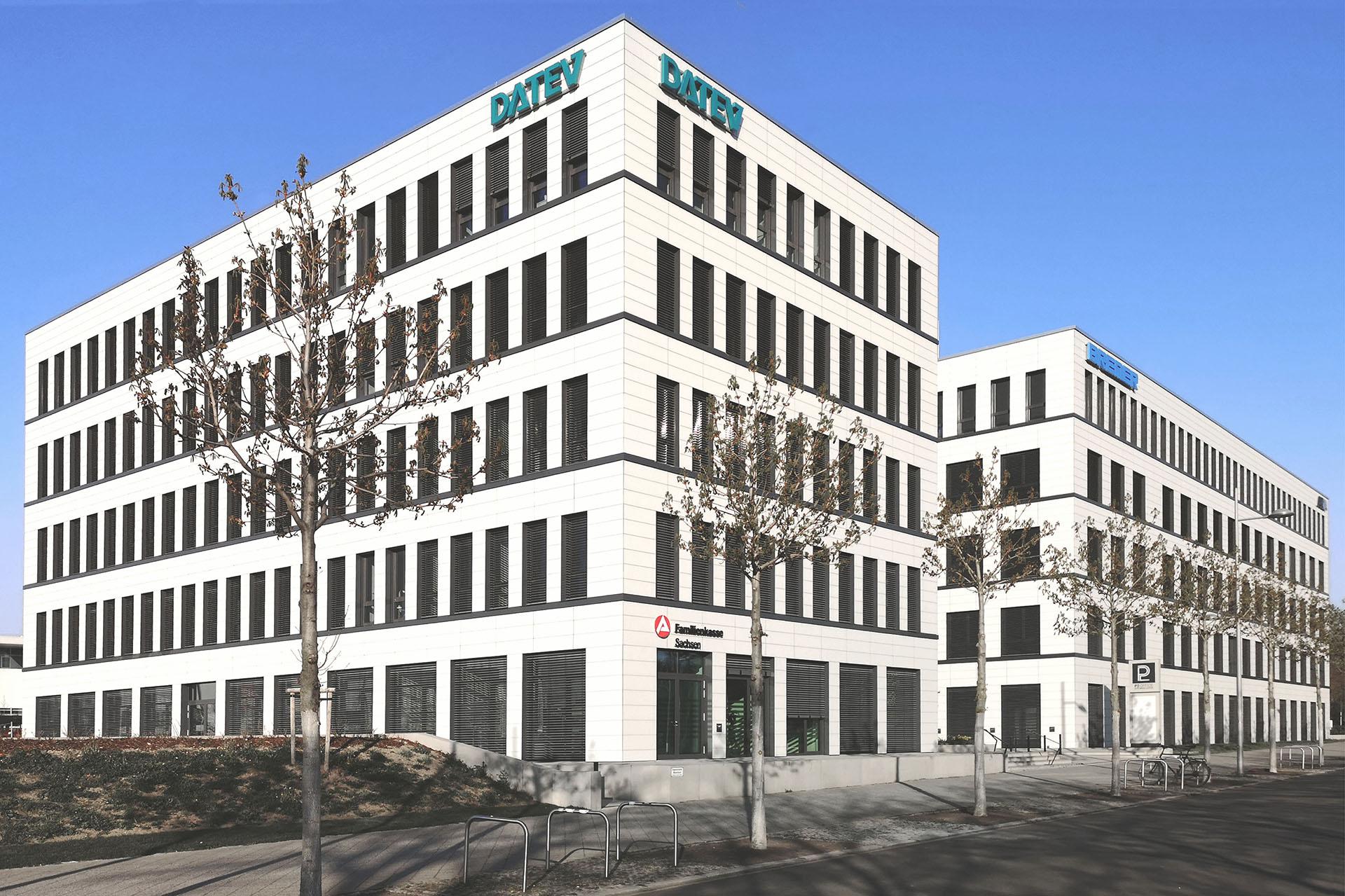 Büro- und Geschäftshaus | Leipzig, alte Messe