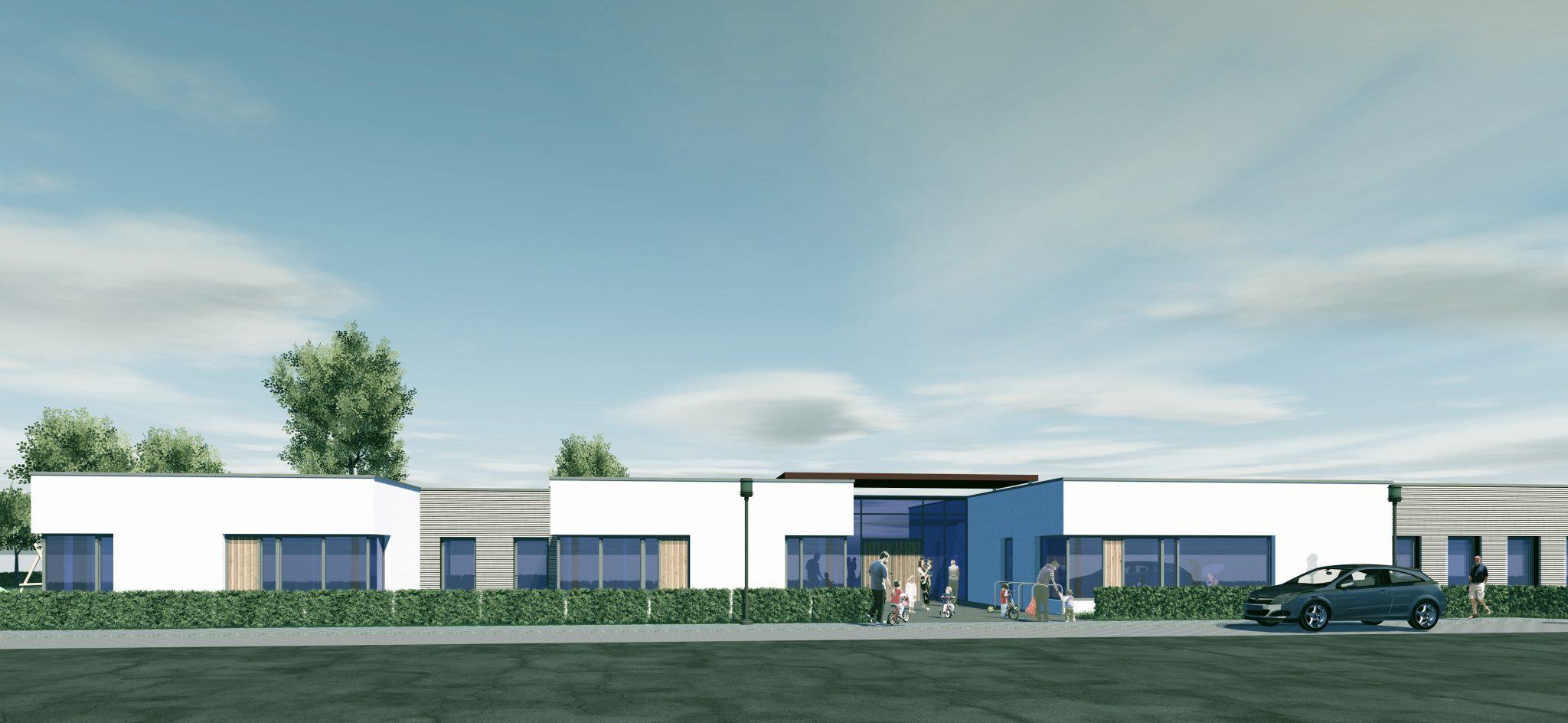 Eröffnung – Neubau Kindertagesstätte | 01.08.2020