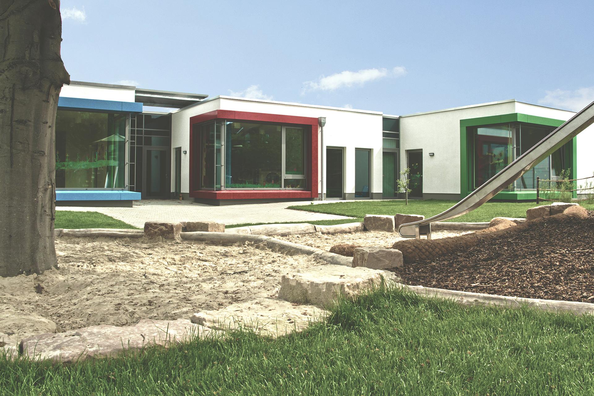 Umbau Kindertagesstätte Löwenzahn | Minden